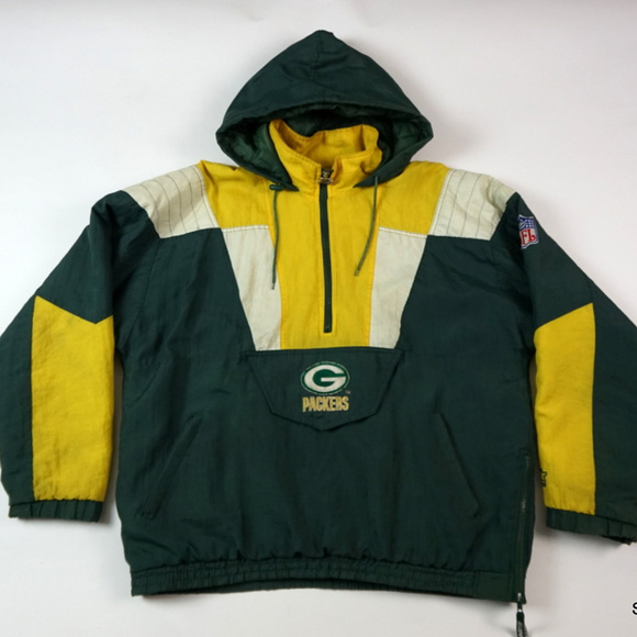 4875288d5 VTG Green Bay Packers Starter Puffer Winter Jacket. STARTER.  M 5c3e09ad1b3294b0c4cc7496. M 5c3e09ae194dad4c9c497030.  M 5c3e09aed6dc524230d5f4a7